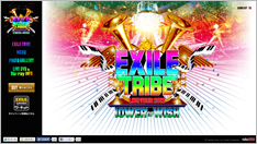 『EXILE TRIBE LIVE TOUR 2012 ?TOWER OF WISH?』スペシャルサイト